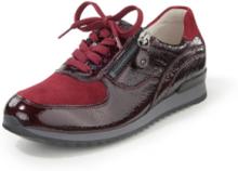 Sneakers Hurly dragkedja från Waldläufer röd