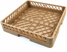 Opvaskebakker - 50x50 cm - Bestik - Pakke med 3 stk