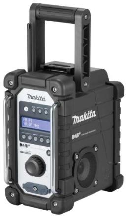 Makita Arbeidsradio med DAB+, uten batteri