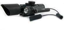 M9 kikkertsikte 3x-10x-42mm - med lys og laser
