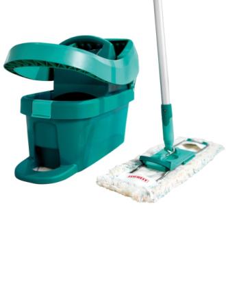 Profi Eco moppesett Leifheit grønn
