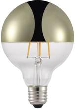 Nordlux Avra Deko Top Ø95 mm LED 2W/822 (20W) E27 - Guld