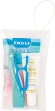 Ekulf Travelkit Resekit munvård. 1 st.