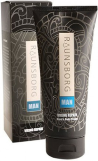 Hand & body cream repair man raunsborg (200 ml)