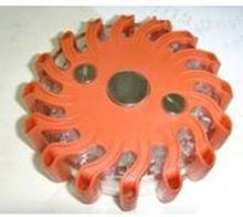 VARNINGSLAMPA LED 3I1 SUPERFLARE PTX 1XCR123