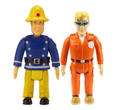 Brannmann Sam figur - Sam og Tom Thomas