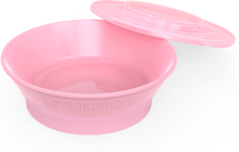 Twistshake Bowl 6+m Pastell Rosa