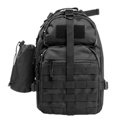 Sling Backpack - Svart