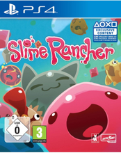 Slime Rancher - Sony PlayStation 4 - FPS