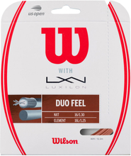 Wilson Duo Feel (NXT + Element) Saitenset 12,2m 1.25