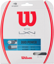 Wilson Duo Power (NXT Power + Alu Power) Saitenset 12,2m 1.25