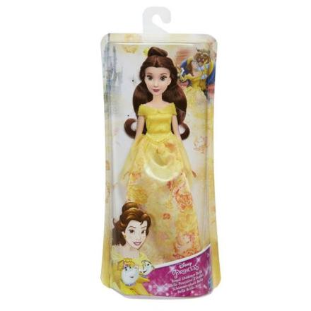 Disney Prinsesser - Belle royal shimmer fashion dukke