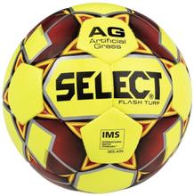 Select Fotboll Flash Turf Konstgräs - Gul/Röd