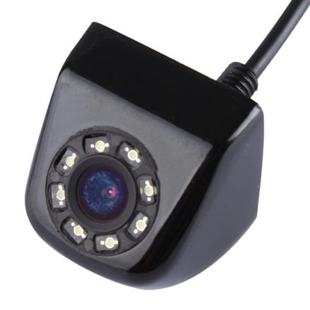 Peruutuskamera LED 0.3MP - Night Vision Laajakulma