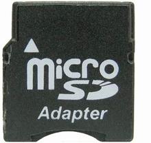 Micro SD Mini SD Card Adapteriin