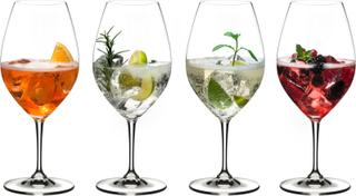 Riedel - Aperitivo Cocktail Glass 4 Pcs