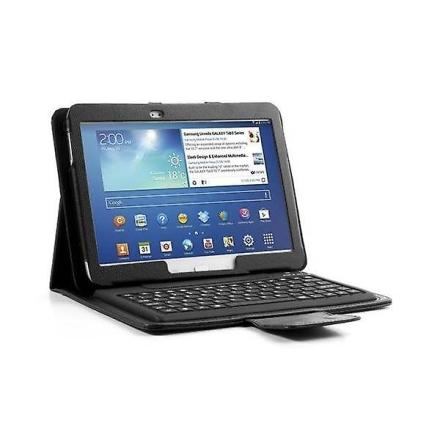 Bluetooth-tastatur sak for iPad 3-10,1 tommers