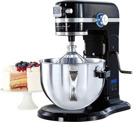 Electrolux Assistent Pro Køkkenmaskine Sort