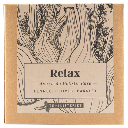 TEMINISTERIET Ayurveda Relax Box 100 gr