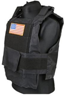Personal Body Armor - Svart
