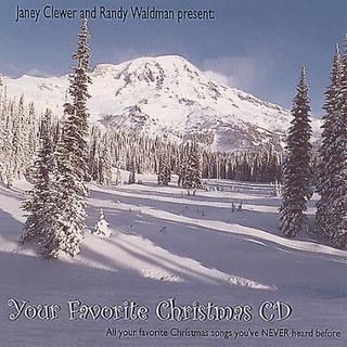 CD BABY.COM/INDYS Clewer/Waldman - din favorit jul CD [CD] USA import
