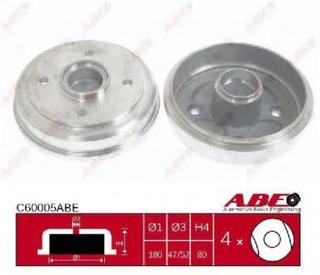 Bremsetrømmel ABE C60005ABE