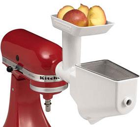 KitchenAid Köttkvarn + Passertillsats - FVSFGA
