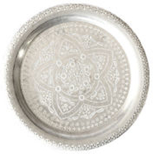 Marokkolainen 23cm sisustustarjotin