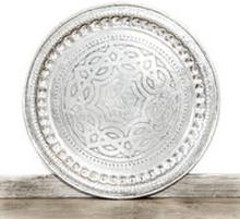 Marokkolainen vintage tarjotin, 75cm