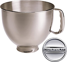KitchenAid Rostfri Skål 4,83 Liter K5THSBP