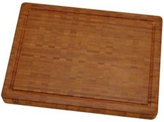Zwilling Skärbräda/Hackblock Bambu 42 x 31 x 4 cm