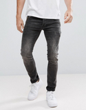 Religion Jeans In Skinny Fit With Stretch And Zip