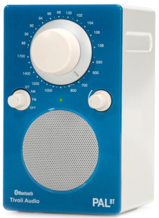 Tivoli Audio PAL BT Bluetooth Glossy Blue