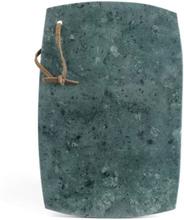 Skärbräda Marmor Grön