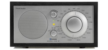 Tivoli Audio Model One BT Bluetooth Black Silver