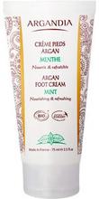 Argandia Foot Cream Mint (75 ml)