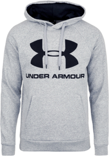 Under Armour Rival Hoodie Grey - S