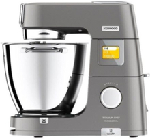Küchenmaschine Titanium Chef Patissier XL KWL90.244SI
