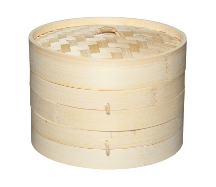 Kitchen Craft Ångkokare Bambu 20 cm