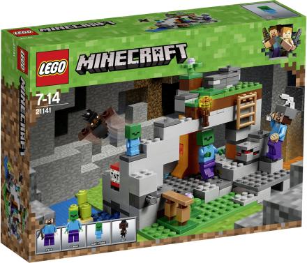LEGO® MINECRAFT 21141 LEGO dele 241 - Conrad