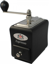 zassenhaus kaffekvarn santiago espresso svart