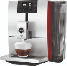 Jura helautomatisk kaffemaskin ENA 8 Sunset Red