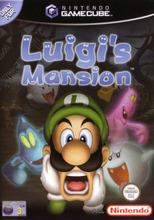 Luigis Mansion - Gamecube (käytetty)