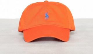 Polo Ralph Lauren Classic Sport Cap Capser Orange