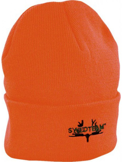 Swedteam Stickad mössa SWEDTEAM - Orange