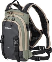 Shimano Unzen 2 Backpack khaki 2020 Cykelryggsäckar