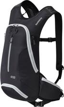Shimano Rokko III 8 Backpack black/gray 2020 Cykelryggsäckar