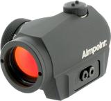 Rödpunktsikte Aimpoint Micro S-1 inkl. (Keps på kö