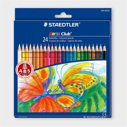 Noris Club Color Pen 24 set