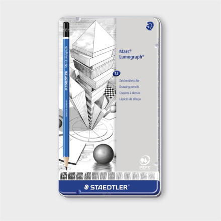 Mars Lumograph 100 - Ballograf